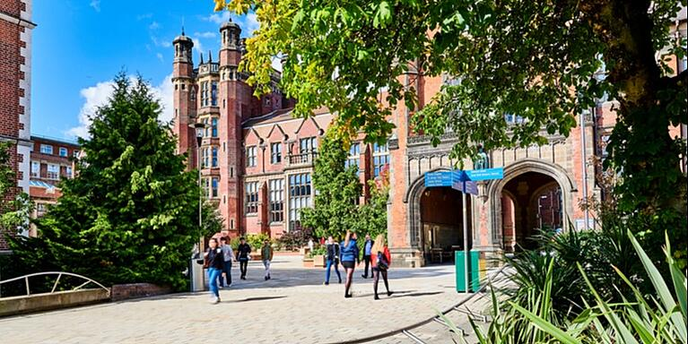 What defines a prestigious university in the UK?