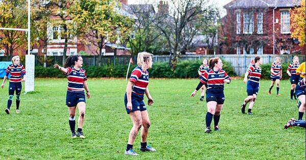 newcastle girls rugby playing