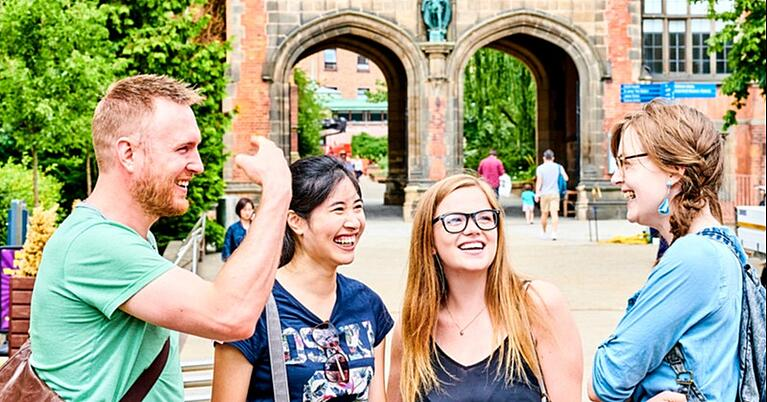 Working while studying in the UK: How to balance work and your social life